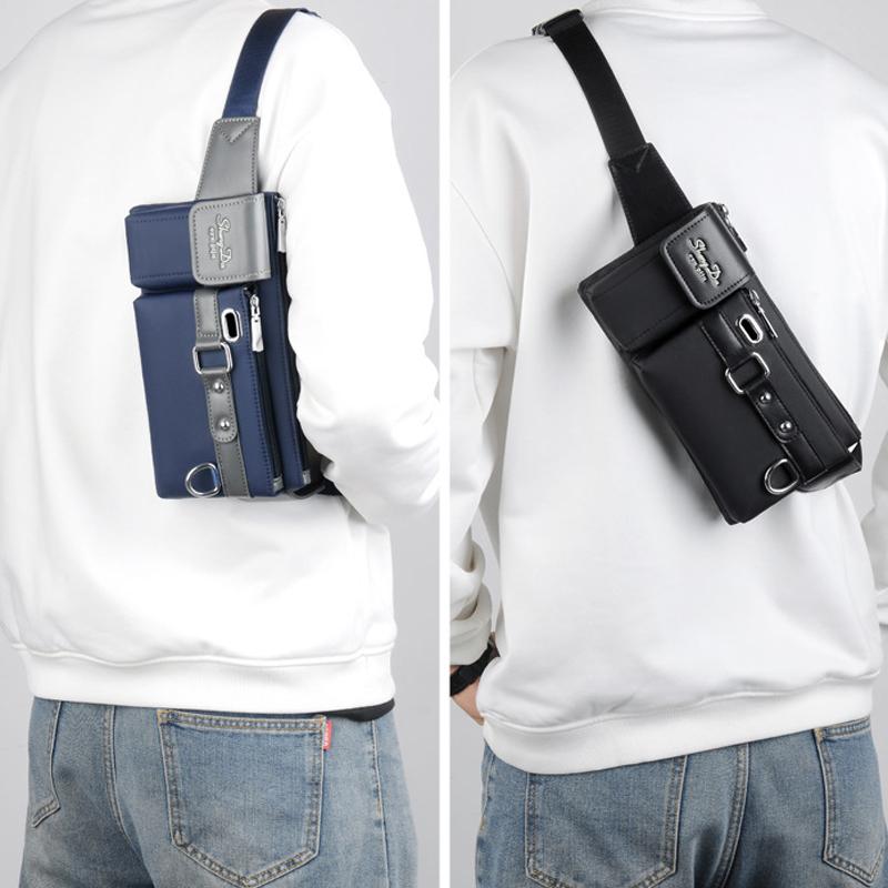 New Fashion Multi-functiona Mobile Phone Waist Bag